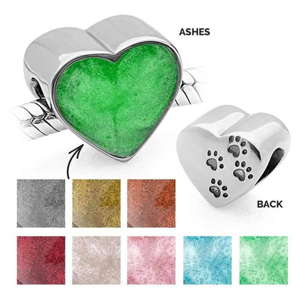 Pet Ashes Charm | Ashes Charms - Annalise Jewellery