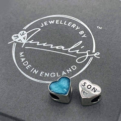 SON Ashes Charm | Ashes Charms - Annalise Jewellery