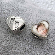 Always In My Heart Photo Charm
