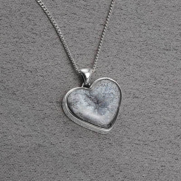 Love Hearts Ashes Pendant | Ashes Pendant - Annalise Jewellery