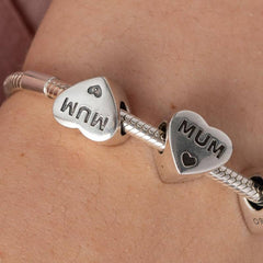 MUM Message Charm - Photo Message Charms By Annalise Jewellery