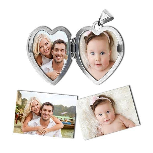 TINY PHOTO PRINTING - Photo Locket By Annalise Jewellery