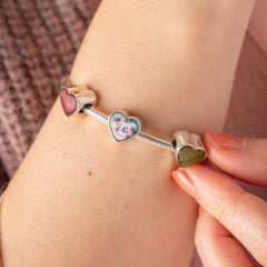 Ashes Photo Charm - Ashes Charms By Annalise Jewellery