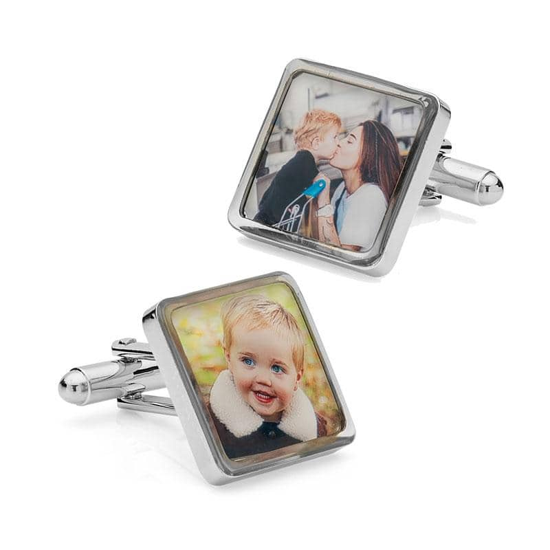Photo Cufflinks | Photo Cufflinks - Annalise Jewellery