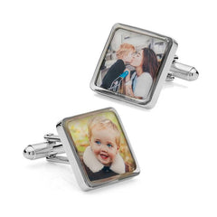 Photo Cufflinks - Photo Cufflinks By Annalise Jewellery