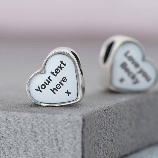 Pets Message Charm | Photo Message Charms - Annalise Jewellery