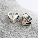 Sister Photo Charm | Photo Charms - Annalise Jewellery