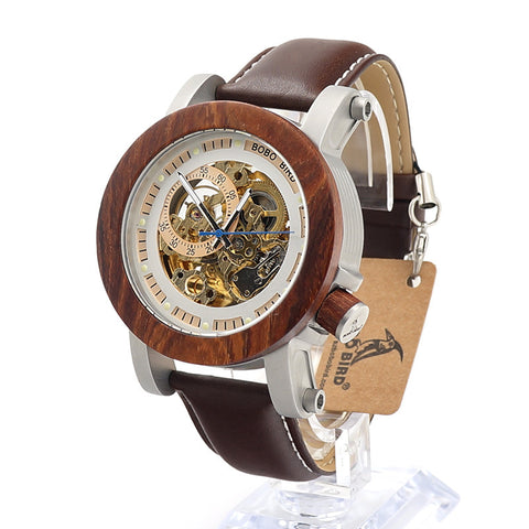 BOBO BIRD Wood Watch K10 to K14
