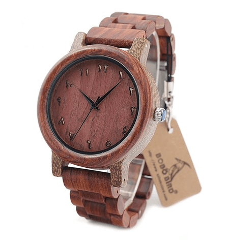 BOBO BIRD Wooden Watches EN13