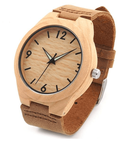 BOBO BIRD Wood Watch M002