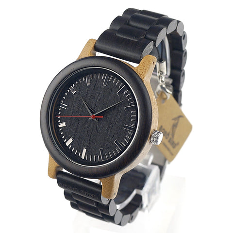 BOBO BIRD Wood Watch M18