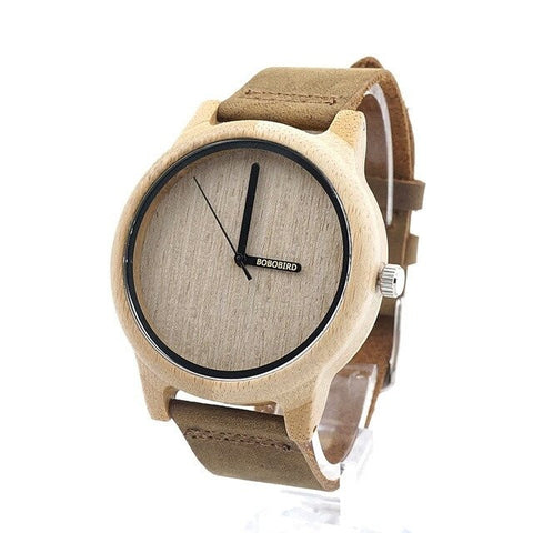 BOBO BIRD Wood Watch A22