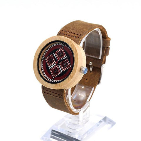 BOBO BIRD Wood Watch J17