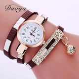 Duoya Women's Bracelet Watch XR1857