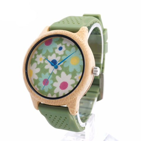 BOBO BIRD Wood Watch B04