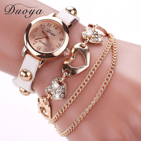 Duoya Women's Bracelet Watch XR746