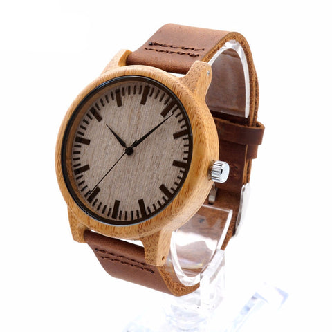 BOBO BIRD Wood Watch A16