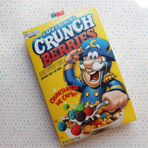 CAP N CRUNCH BERRIES CEREAL