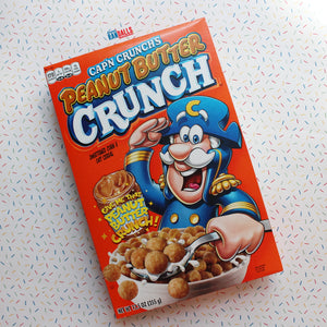 CAP N CRUNCH PEANUT BUTTER CEREAL