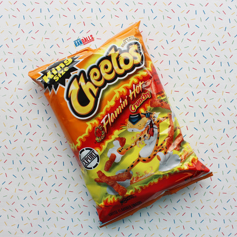 CHEETOS FLAMIN' HOT KING SIZE