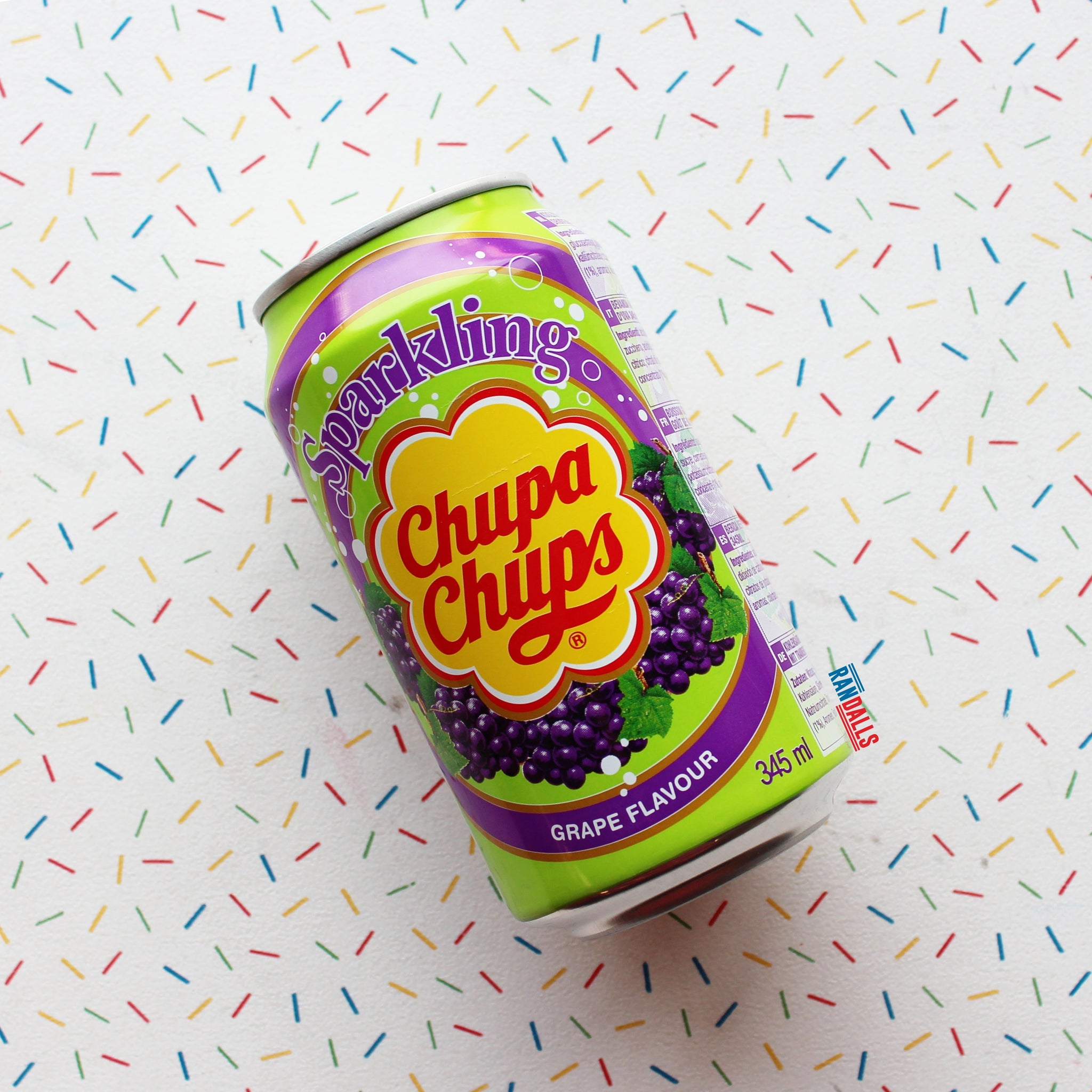 CHUPA CHUPS SPARLING GRAPE (SOUTH KOREA)