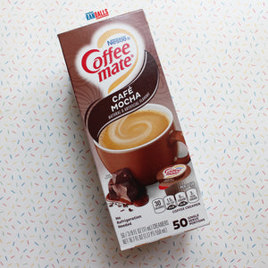 COFFEE MATE CAFE MOCHA (UHT MILK) X 50 BOX [BB DATE 01/21]
