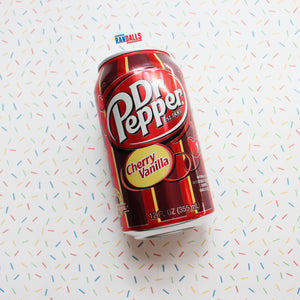 DR PEPPER CHERRY VANILLA CAN