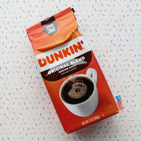 DUNKIN DONUTS GROUND COFFEE ORIGINAL