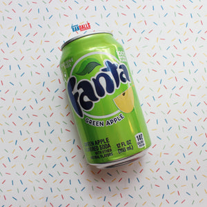 FANTA GREEN APPLE CAN