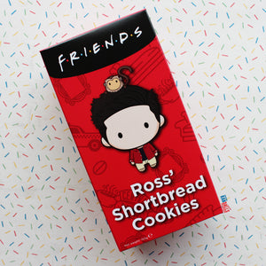 FRIENDS - ROSS'S SHORTBREAD COOKIES