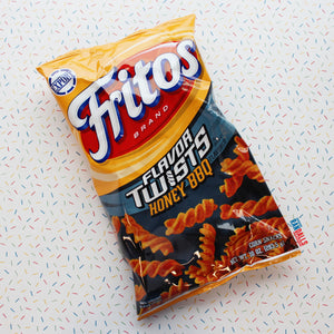 FRITOS TWISTS HONEY BBQ LARGE