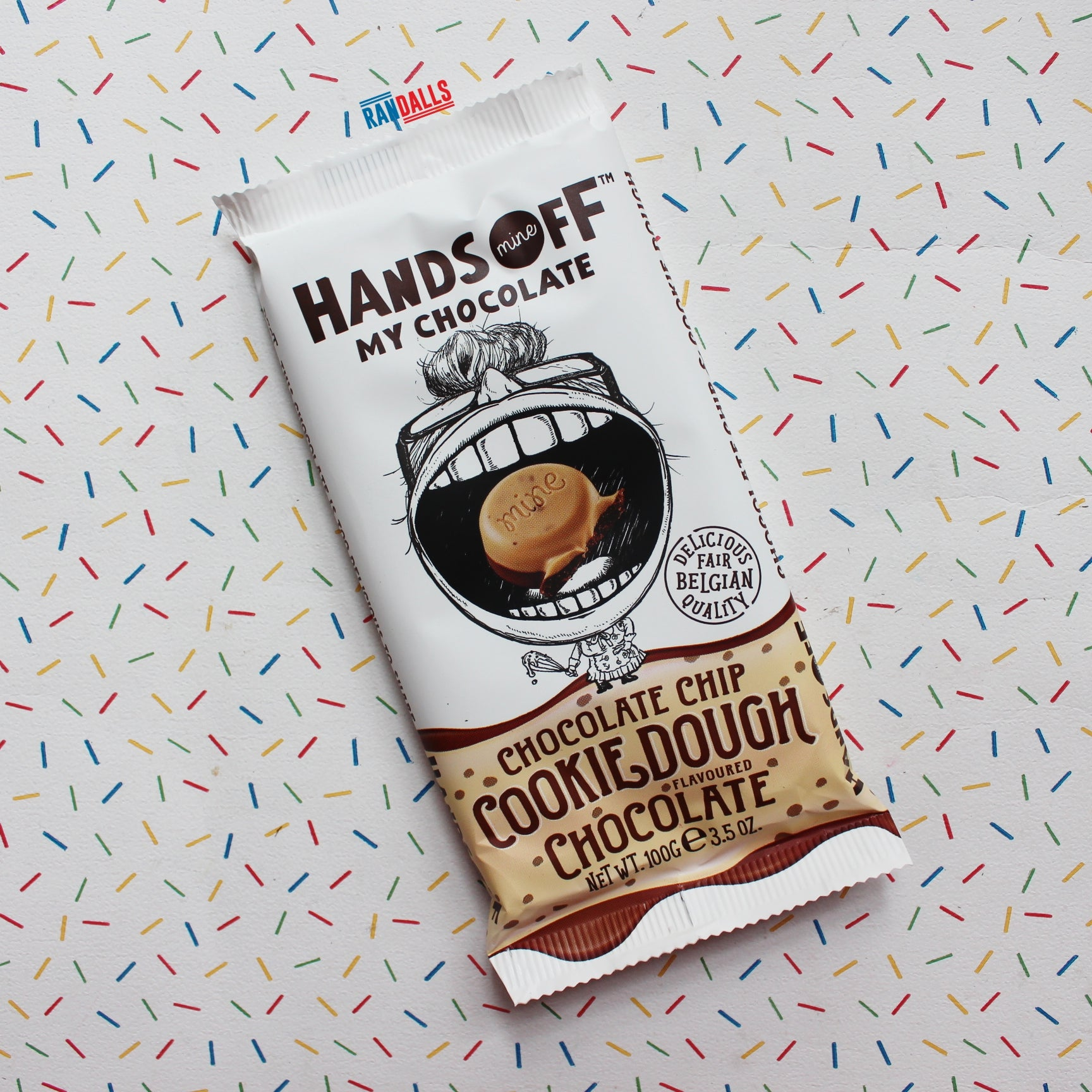 HANDS OFF MY CHOCOLATE CHOCOLATE CHIP COOKIE DOUGH (NETHERLANDS)