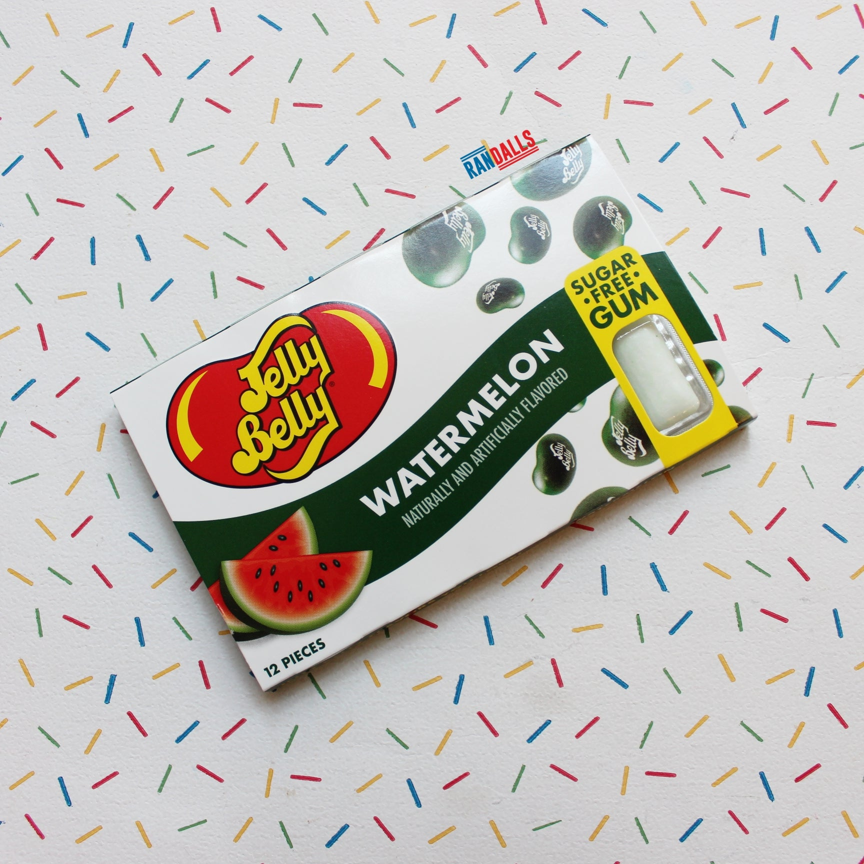 JELLY BELLY GUM WATERMELON