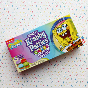 KRABBY PATTIES COLORS