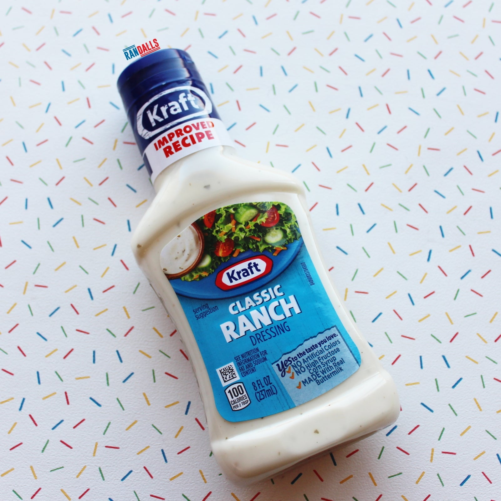KRAFT RANCH DRESSING