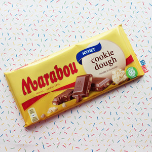 MARABOU COOKIE DOUGH (SWEDEN)