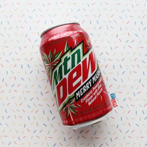 MTN DEW MERRY MASH UP