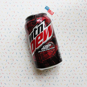 MOUNTAIN DEW CODE RED (MAX 6 CANS PER PERSON)