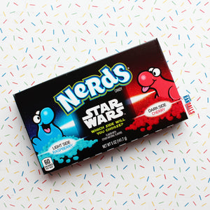 WONKA NERDS STAR WARS