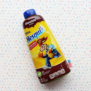 NESQUIK SYRUP CHOCOLATE
