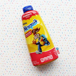 NESQUIK SYRUP STRAWBERRY