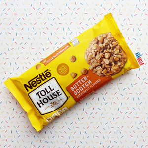 NESTLE TOLL HOUSE BUTTERSCOTCH MORSELS