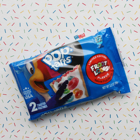 POP TARTS FROOT LOOPS FLAVOUR (2 PACK) [BB DATE 27/02/12