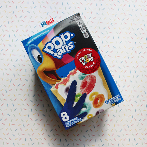 POP TARTS FROOT LOOPS (8 PACK) [BB DATE 23/02/12]