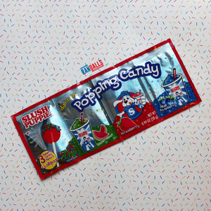 SLUSH PUPPIE POPPING CANDY PACK