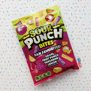SOUR PUNCH FAN FAVOURITES
