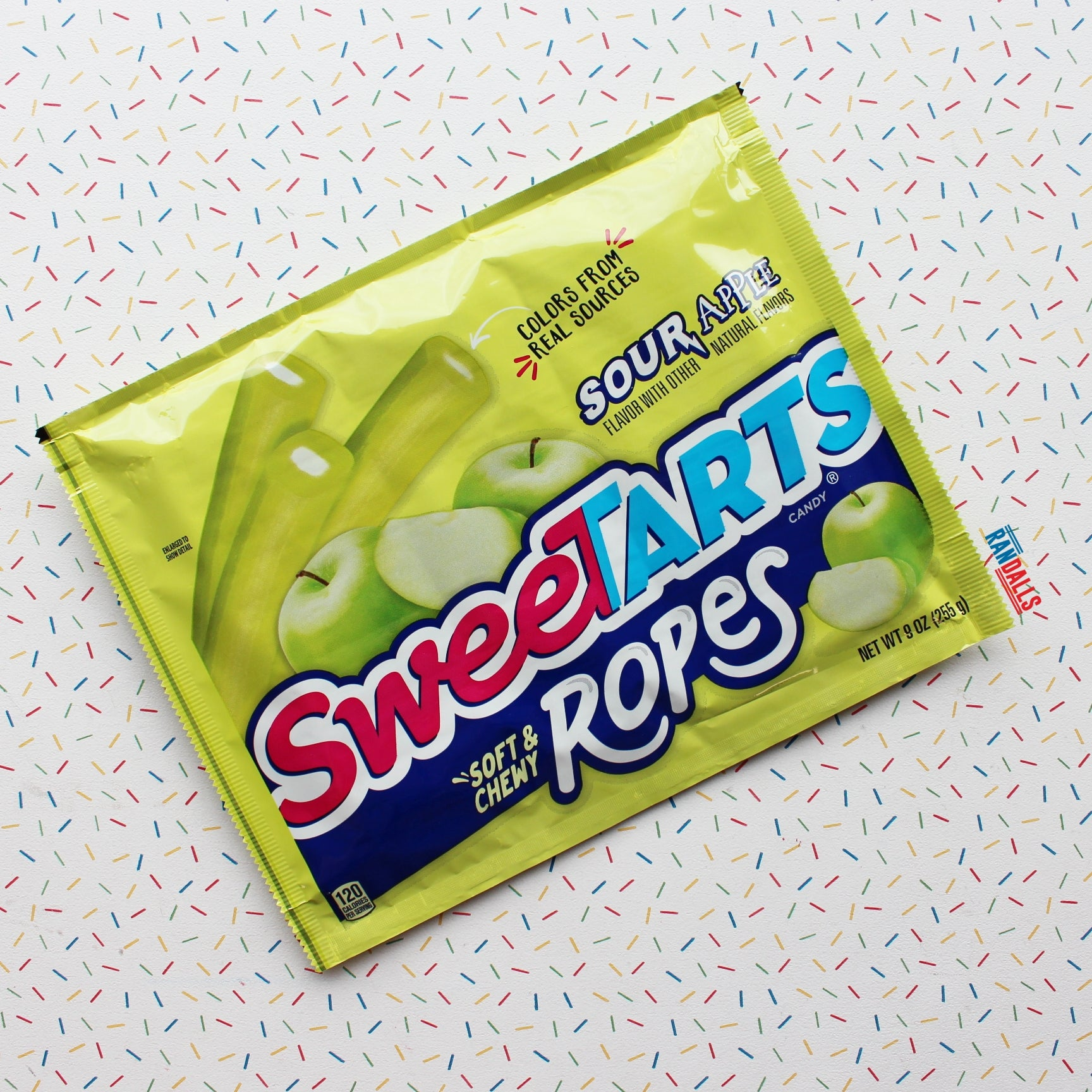 SWEETARTS ROPES SOUR APPLE