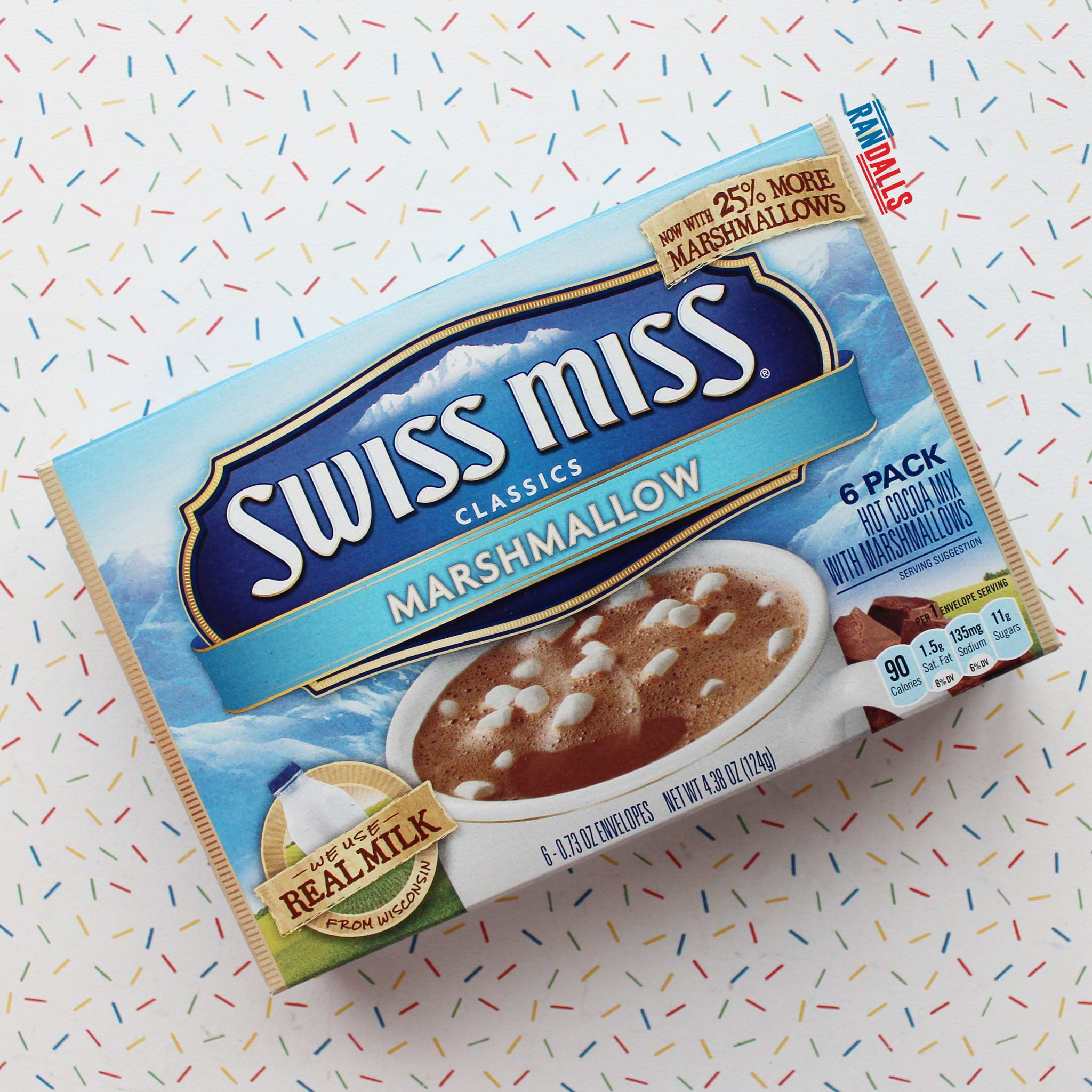 SWISS MISS MARSHMALLOW HOT COCOA MIX