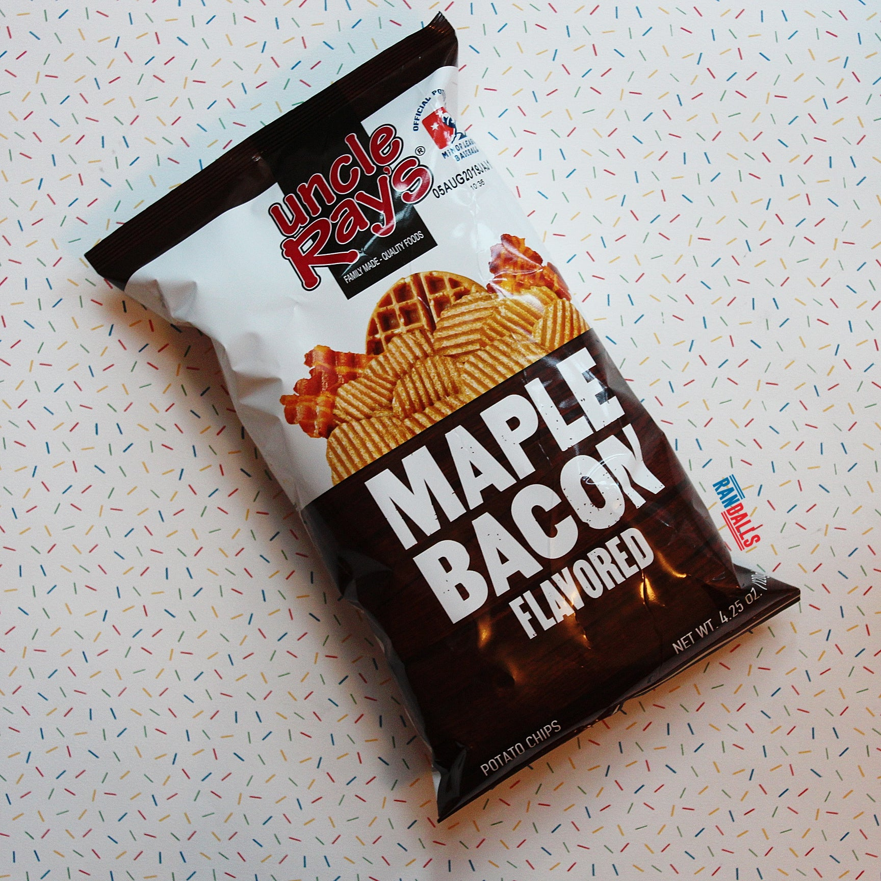 UNCLE RAYS CHIPS MAPLE BACON