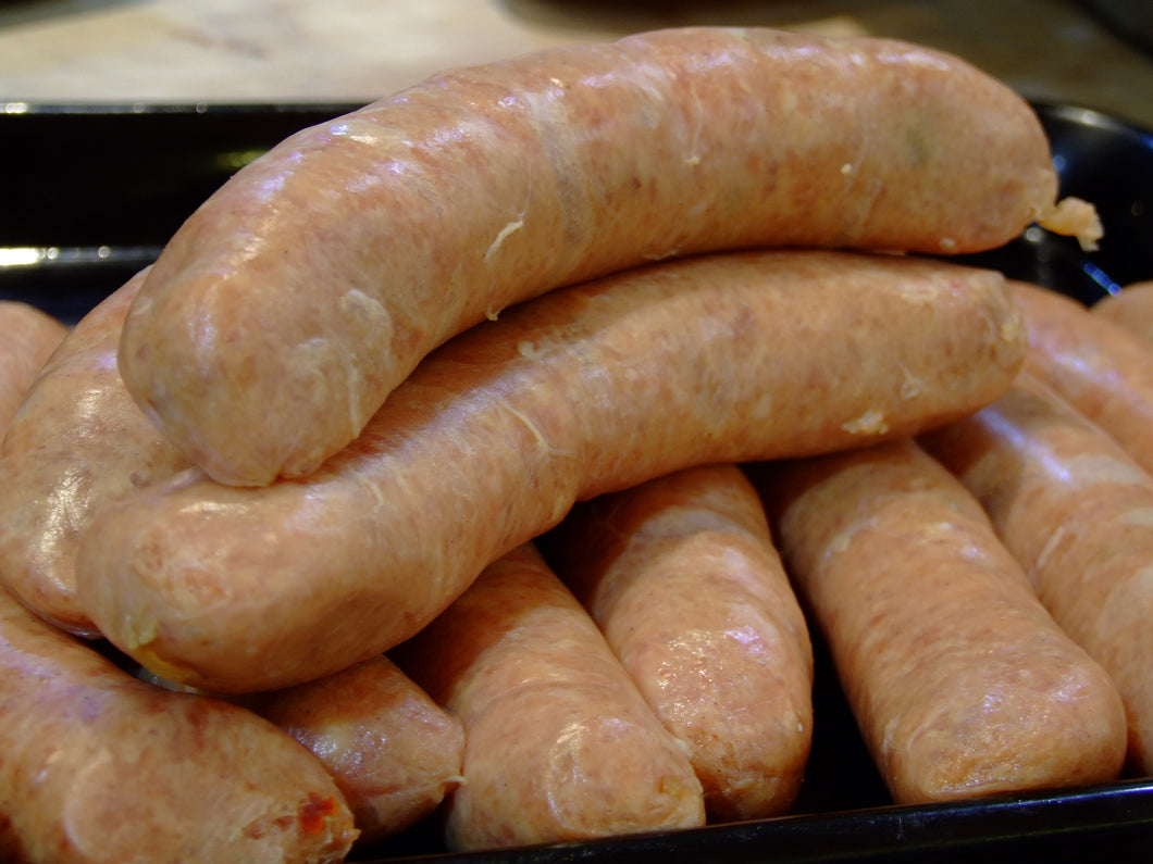 Hick's Pure Pork Dinner Sausages (0.5 Kg)